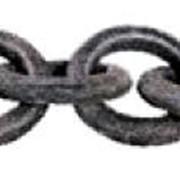 Цепи цепных завес навесные литые из круглых звеньев фото