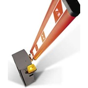 Автоматический шлагбаум фото