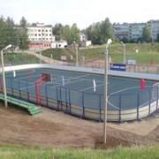Хоккейные площадки фото