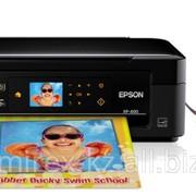 Принтеры МФУ Epson Expression Home XP-400 с СНПЧ, Wi-Fi, USB, А4, 4 цвета, ЖК U фото
