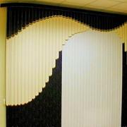 Вертикальные жалюзи-мультифактура фото