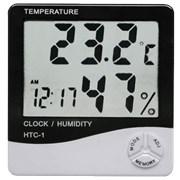 Термометр с гигрометром HTC-1 фото