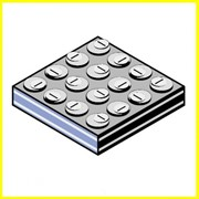 Слоистая подкладка Q CALENBERG эластомерная армированная сталью.Состоит из составленных пластами сжатых еластомерових плиток, разделенных наполовину стойкой к атмосферным условиям стальной бляхой, пр-во Jordahl & Pfeifer фото