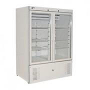 Шкаф холодильный ШХ-0,8С Полюс , стекло - снят с производства фото