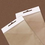 Пакеты полипропиленовые с липким клапаном фото