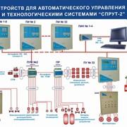 Комплект устройств для автоматического управления пожарным и технологическим оборудованием «Спрут-2» фото