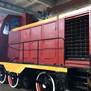 ТГМ-23Б фото