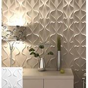 3D стеновые панели фото