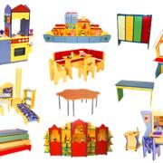Набор мебели для детских садов фото