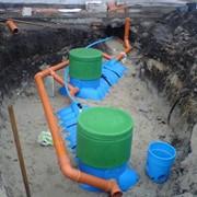 Обслуживание систем водоснабжения, отопления и канализации фото