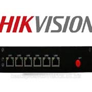 Передатчик цифрового видео по оптоволокну Hikvision 6 канальный DS-3D206R-A фото