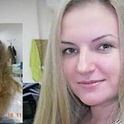 Бразильское выпрямление волос, кератиновое выпрямление волос Киев. фото