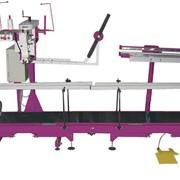 Линия зашивки мешков с запайщиком вкладышей ЛЗМ-А фото
