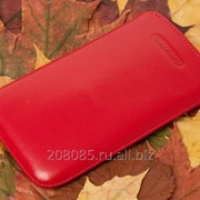 Чехол Samsung S5830 Galaxy Ace Red фото