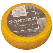 Сыр Костромской Premium, м.д.ж. 45% фото