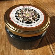 Ореховая паста (урбеч) из черного кунжута фото