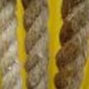 Пеньковый канат фото