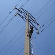 Прокладка кабельных и воздушных линий фото