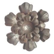 Изделие из металла цветок WH-6219 d 90, артикул 10544 фото