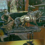 Скульптуры из бронзы фото