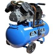 Компрессор Extel 50 л 2 пош. фото