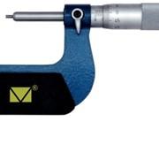 Микрометр с малыми губками фото