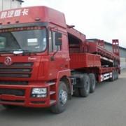 Седельный тягач Shaanxi 6x4 фото
