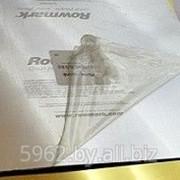 Двухслойный пластик для механической и лазерной гравировки фото