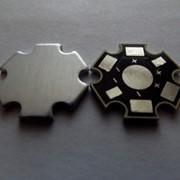 Радиатор для одного сверхяркого светодиода 1-3 Вт фото