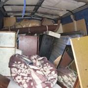 Вывоз старой мебели ГАЗелью от 1500.