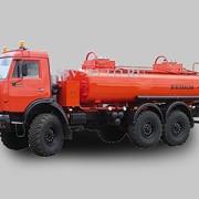 Топливозаправщик АТЗ-17 КАМАЗ-65115 фото