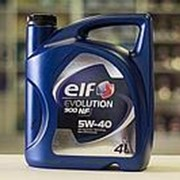 Масло моторное Elf Evolution 900 NF 5w40, 4л фото