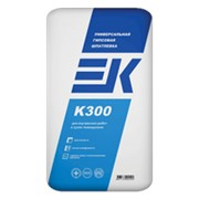 Шпаклевка ЕК К300 3 кг. фото