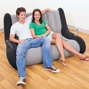 Надувной диван, мебель надувная фото