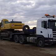 Аренда трала Скания 40 тонн в Свердловской области фото