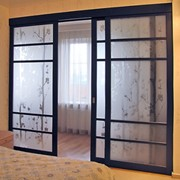 Двери Mystery раздвижные фото