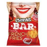 """Картофельные чипсы """"ChipasBar"""" со вкусом кетчупа фото"""
