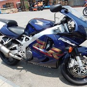 Мотоцикл спортбайк No. B4908 Honda CBR900RR фото