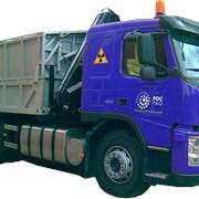 Спецавтомобиль для перевозки радиоактивных отходов Панцирь-15 фото