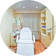 Косметологический уход за кожей лица. фото