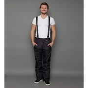 Горнолыжные брюки С-074 фото