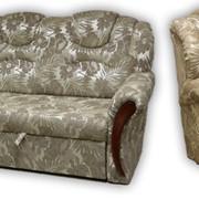 Диван Виктори и кресло фото