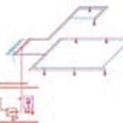Централизованная система дезинфекции воздуха с PLC контролем фото
