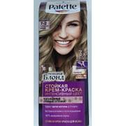 Краска для волос Palette роскошный блонд 7-2 фото