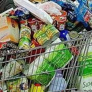 Доставка продуктов питания из магазинов фото