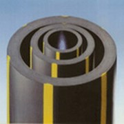 Труба полиэтиленовая газовая фото