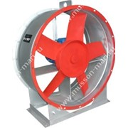 Вентилятор осевой ВО 06-300-8,0 фото