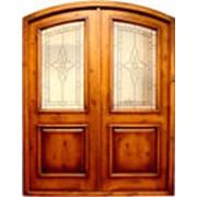 Арочные двери фото