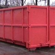 Контейнер для вывоза мусора 27 куб. м. фото