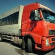 Фургоны тентованные фото